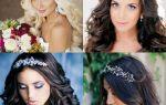 Свадебные прически на средние волосы, модные тенденции 2019 года, фото, видео