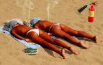 Как быстро загореть на солнце с помощью народных средств для загара: обзор и отзывы