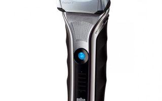 Электробритва braun с бреющей сеткой: особенности, обзор и отзывы