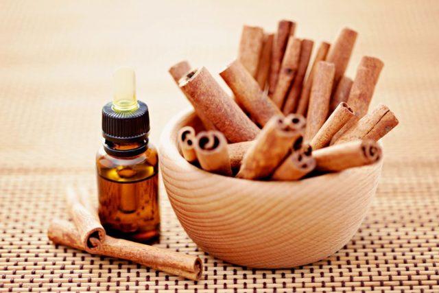 Масло корицы: свойства и применение, рецепты, отзывы