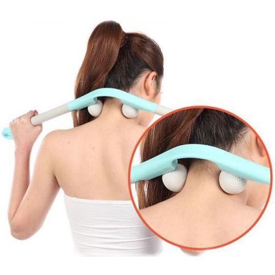 Массажер для спины и шеи: как подобрать лучший для использования в домашних условиях, показания и противопоказания