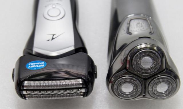Какая бритва лучше: роторная или сетчатая, отзывы