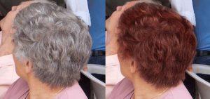 Как закрасить седину в домашних условиях народными средствами на темных и светлых волосах