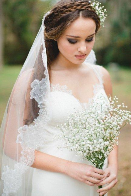 Свадебные прически на длинные волосы 2019, красивые и модные тенденции, фото и видео