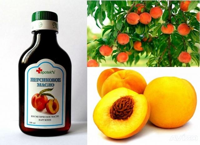 Персиковое масло для ресниц и бровей: применение, отзывы