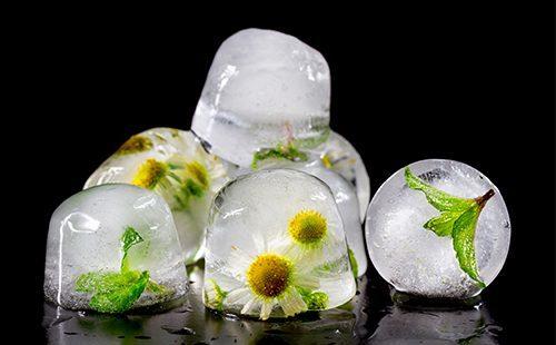 Кубики льда для лица от морщин: рецепты в домашних условиях для омоложения, отзывы