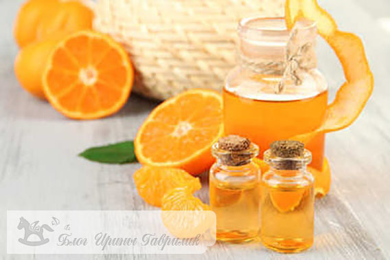 Эфирное масло мандарина: свойства и применение, рецепты, отзывы