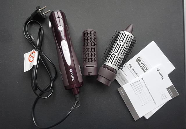 Фены для волос Витек (vitek): обзор популярных моделей, отзывы