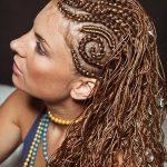 Мужские афрокосички: техника выполнения, популярные образы с африканскими косичками, примеры с фото, видео