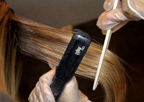 Как сделать кератиновое выпрямление волос в домашних условиях профессиональными и народными средствами, отзывы