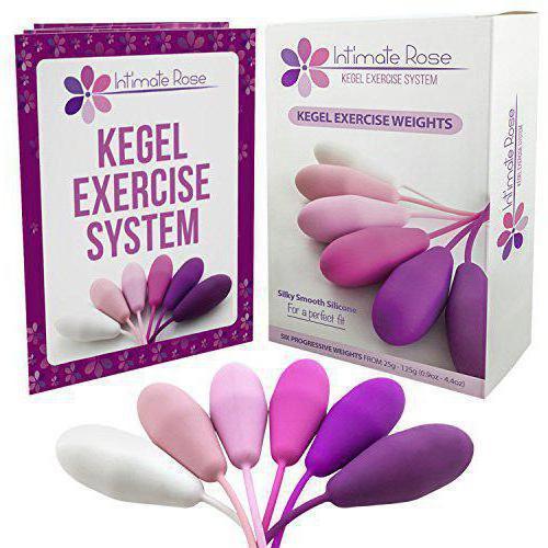 Как пользоваться вагинальными шариками Кегеля: инструкция по выполнению упражнений для начинающих женщин, отзывы о результатах применения