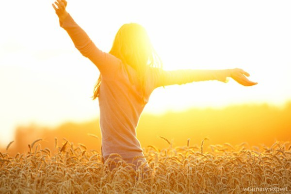 Витамин Д: как получить от солнечных лучей