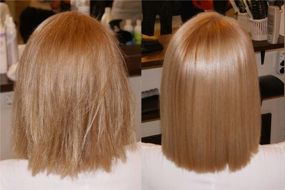 Как сделать ламинирование волос в домашних условиях: народные рецепты, профессиональные средства, правила проведения процедуры дома, отзывы