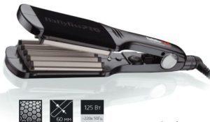 Утюжок гофре для волос: как пользоваться щипцами для прикорневого объема, отзывы