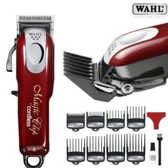 Машинка для стрижки волос wahl: обзор профессиональных моделей, отзывы
