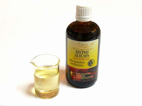 Касторовое масло от папиллом — вся правда о применении + отзывы