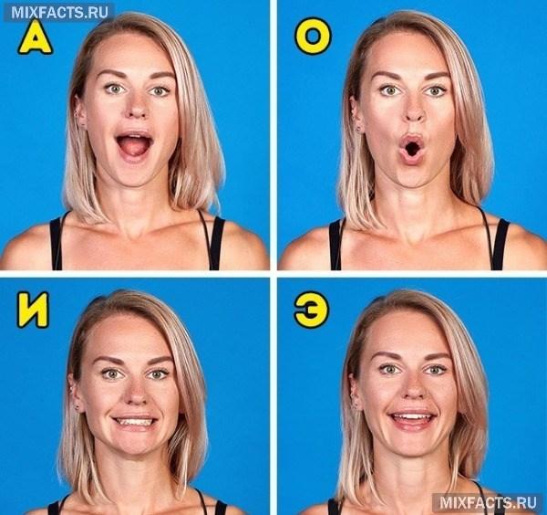 Как похудеть в лице — эффективные способы