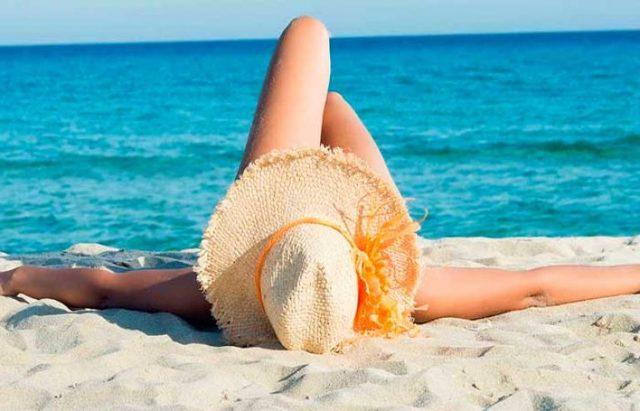 Как правильно загорать на море, чтобы хорошо загореть и получить ровный загар на пляже