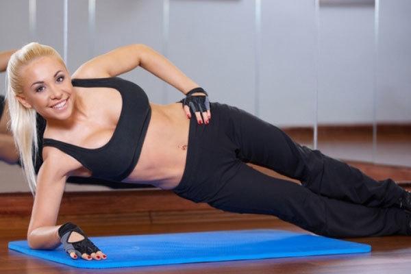 Упражнения для тонкой талии — как ее уменьшить в домашних условиях