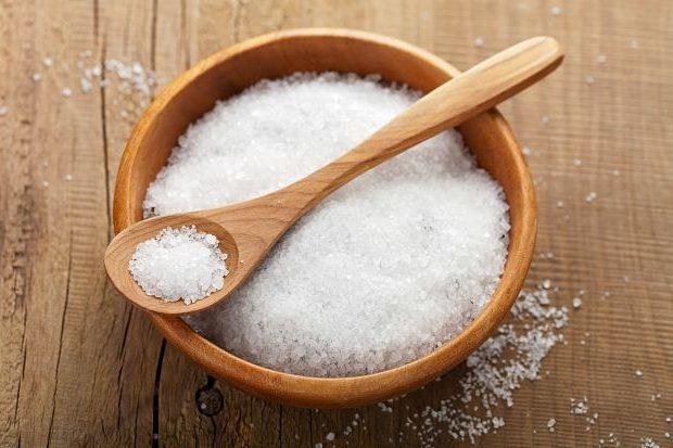 Солевой скраб для тела — как сделать в домашних условиях из соли