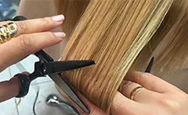 Стрижка горячими ножницами (термострижка): плюсы и минусы, отзывы, фото до и после