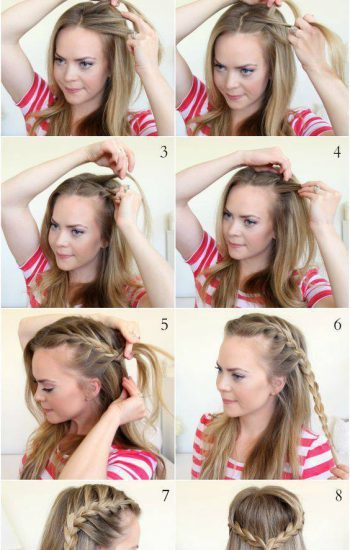 Косы объемные на длинные и средние волосы: фото, как заплести, пошаговая инструкция с описанием и видео