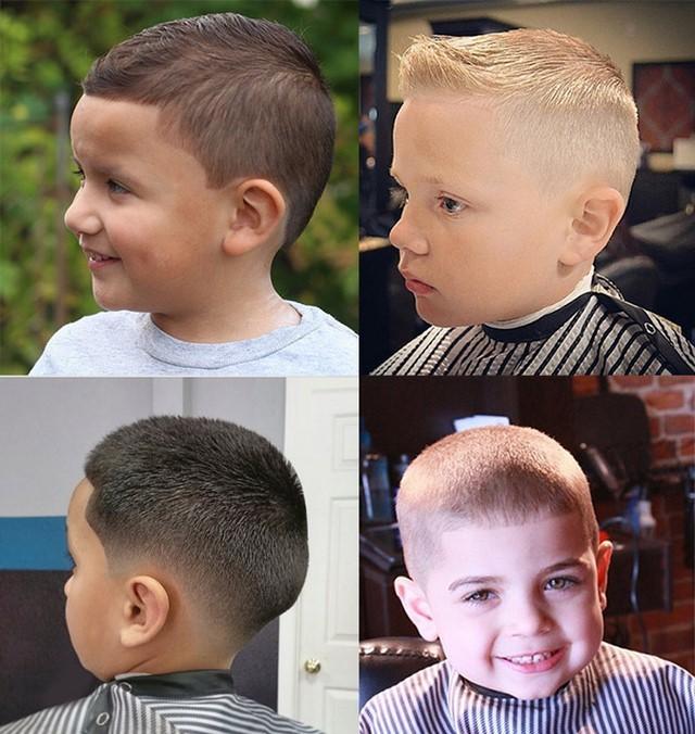 Модные и стильные стрижки 2019 для мальчиков: фото, как правильно подобрать, названия детских причесок, укладка, оригинальные решения, видео