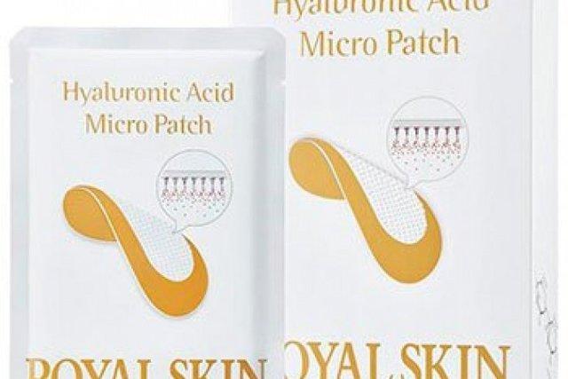 Патчи с микроиглами гиалуроновой кислоты — какие бывают и как выбрать