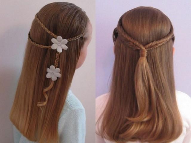 Прически в школу для девочек и мальчиков на длинные, средние и короткие волосы, пошаговые инструкции с фото, видео