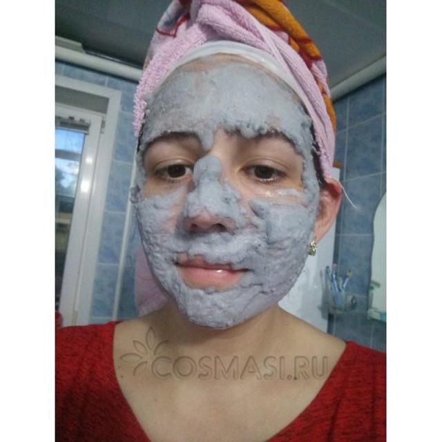 Пузырьковая маска для лица: корейская elizavecca carbonated bubble clay mask milky piggy и другие, обзор, отзывы, использование бабл средств