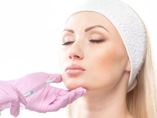 Контурная пластика лица гиалуроновой кислотой или филлерами: что это такое, фото, видео, отзывы