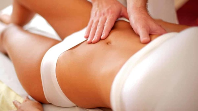 Антицеллюлитный массаж живота: отзывы, фото, видео уроки, противопоказания