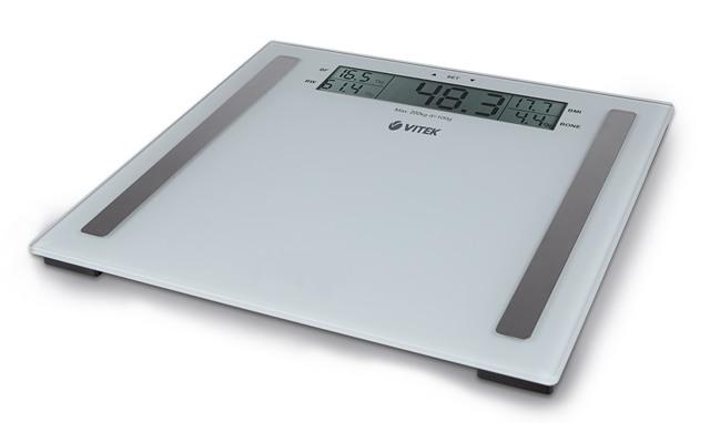 Напольные электронные весы Витек : обзор популярных моделей
