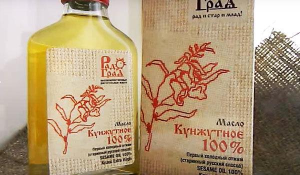 Кунжутное масло для лица: применение, рецепты от морщин, отзывы