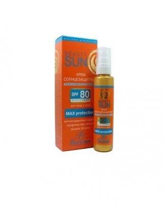 Крем солнцезащитный spf (СПФ) 50 для лица и тела высокой степени защиты от солнца: рейтинг лучших средств, отзывы