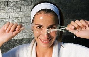 Маска для лица с желатином от морщин в домашних условиях вместо ботокса, эффект до и после, способ приготовления, отзывы