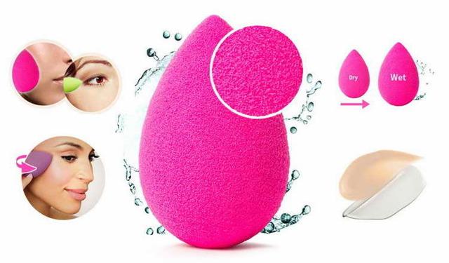 Спонж для макияжа — как пользоваться и как правильно выбрать
