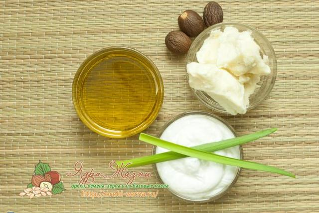 Масло ши для лица от морщин: применение в различном возрасте, рецепты, отзывы