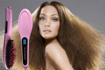 Расческа-выпрямитель для волос: отзывы, как выбрать щетку-утюжок, какая лучше