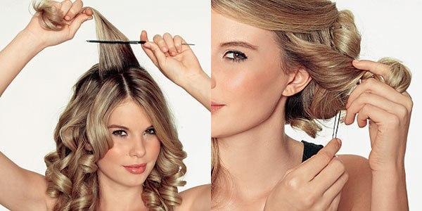 Локоны на средние волосы: фото, модные тенденции и лёгкие способы укладки, как сделать красивые кудри в домашних условиях, видео