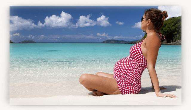 Можно ли беременным загорать на солнце: особенности загара во время беременности, когда и почему нельзя