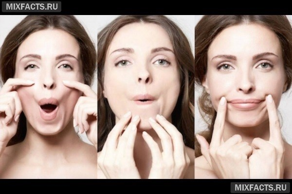Как убрать щеки и сделать скулы — ТОП невероятных способов улучшения овала лица