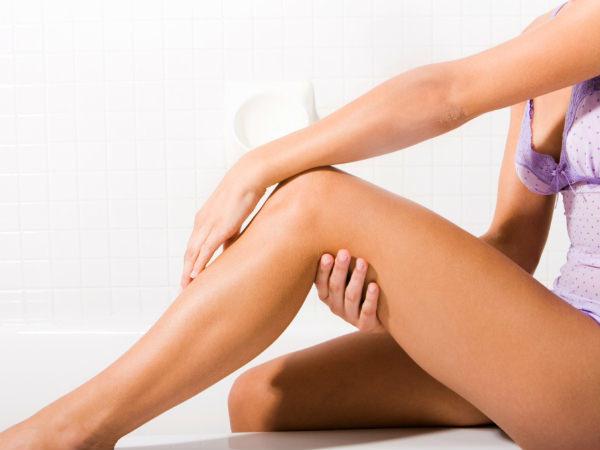 Вросшие волосы на ногах: как избавиться в домашних условиях, причины появления, фото, отзывы