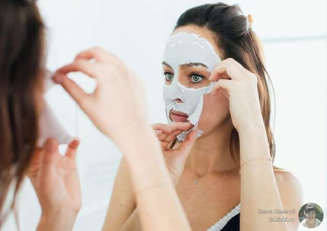 Альгинатные маски для лица: что это такое, свойства, виды, способы применения