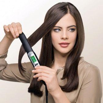 Стайлеры для укладки и выпрямления волос фирмы Браун: как выбрать, фото, видео