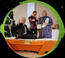 Кровати массажные: обзор различных производителей, инструкция по применению, отзывы