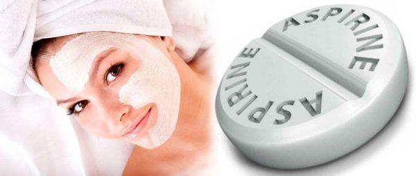 Маска для лица из аспирина от морщин в домашних условиях: рецепты, отзывы
