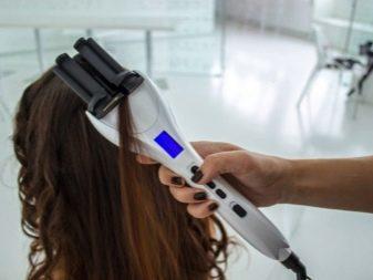 Автоматическая плойка для завивки волос: щипцы, которые закручивают кудри сами: обзор популярных моделей