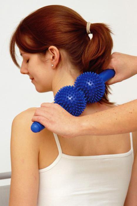Ручной роликовый массажер: области применения, отзывы