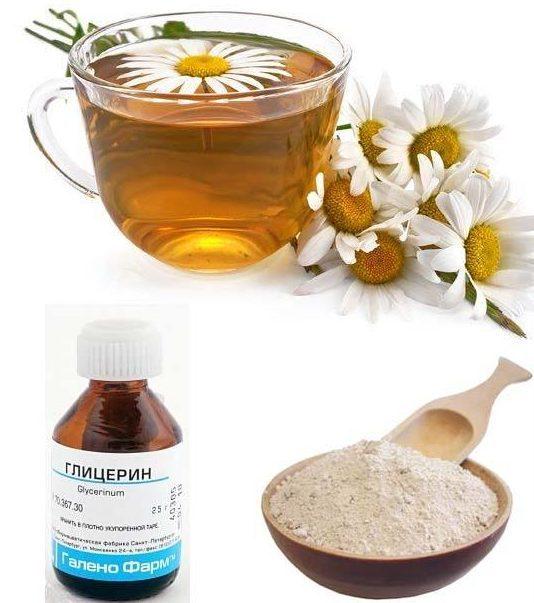 Маска для лица от морщин с глицерином, витамином е и другими компонентами в домашних условиях, отзывы